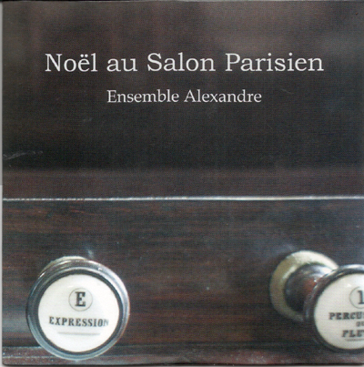 cd-68 Noel au Salon Parisien